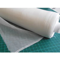 Chiffon (Tissue Silk) 4.3mm 140cm Wide  per Mtr