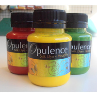 Opulence HEAT SET Silk Dyes