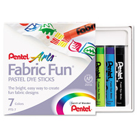 Pentel Fabric Fun 7