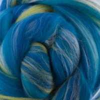 Holiday Coloured Wool Blends