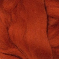 Rust (Ruggine) Wool Tops