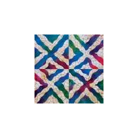 Design Magic Stencil - Wavy Squares set 2