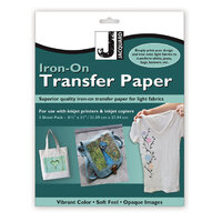 Transfer Paper  Pkt 3 sheets 8.5 x 11""