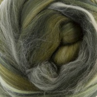 Scotland Wool/Silk Tops Blends