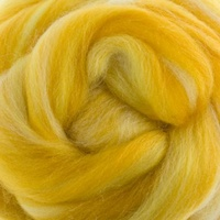 Corn Wool/Silk Tops Blends