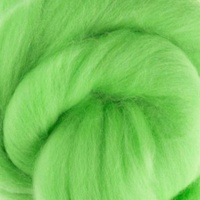 Mint (Menta) Wool Tops