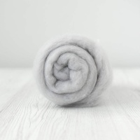 Cloud Carded Short Fibre Wool