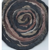 Spiral Dyed Mulberry 20gm -  Galaxy