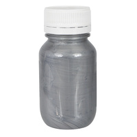 Shimmer Paint - 250ml Pearl Silver