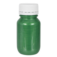 Shimmer Paint - 250ml Pearl Green