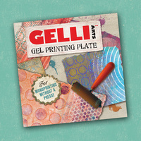 "Gelli Arts Gel Printing Plate 203 x 254mm (8"" x 10"")"