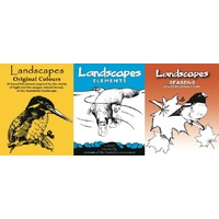 Landscapes Bulk Buy 37 plus 100gm colours