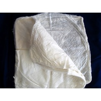 Mulberry  Silk Mawata  Hankies 100gms