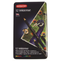 Derwent Inktense Pencils  Tin 24