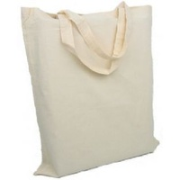 Calico Tote Bag 38 x 42cm - 2 short handles