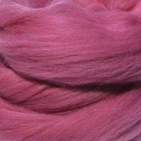Natural Dyed Wool Roving - Artichoke