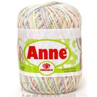 Cotton Perl 4ply MULTI  9946  - 500mtr Ball
