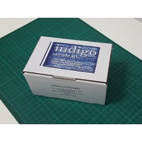 Small SYNTHETIC Indigo Dye Kit with Cotton Scarf - CANNOT BE SENT AIRMAIL or EXPRESS POST!