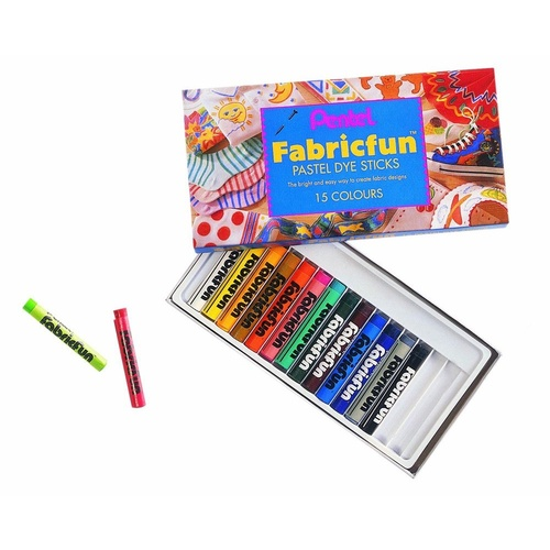 Pentel Fabric Fun 15
