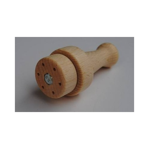 Wooden Felting Needle Holder - holds up to 6 needles