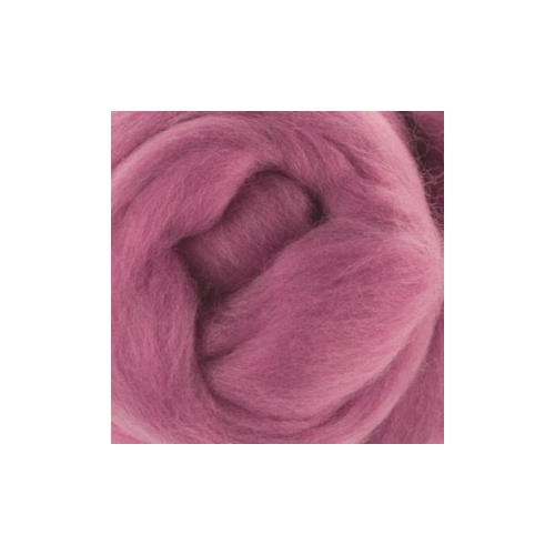 Orchid (Orchidea) Wool Tops (Size: 100gm)