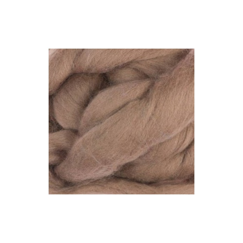 Ash (Cenere) Wool Tops (Size: 50gm)