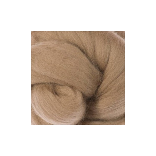 Earth (Terra) Wool Tops (Size: 50gm)