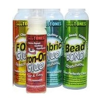 Glues, Finishes & Sealers