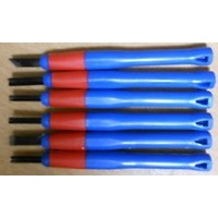 Lino Carvers Japanese Set 6 Soft Grip handle