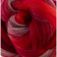 Flamenco Coloured Wool Blends 19 micron