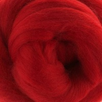 DHG Wool Tops 19 micron PASSION