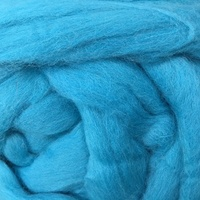 21 Micron Craft Wool Tops AQUA