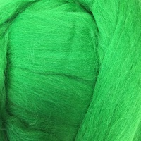 21 Micron Craft Wool Tops FOREST