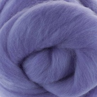 Lilac  -  Wool/Silk Tops
