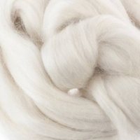 White Mohair Tops 500gm
