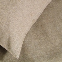 """Flax""  Linen standard Pillowcase"