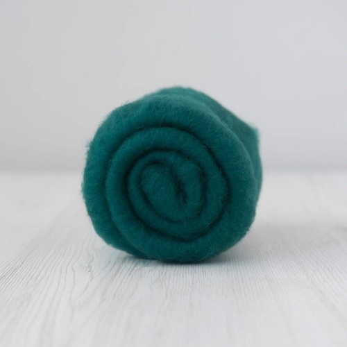 Ireland (Iranda) Carded Wool (Size: 50gm)