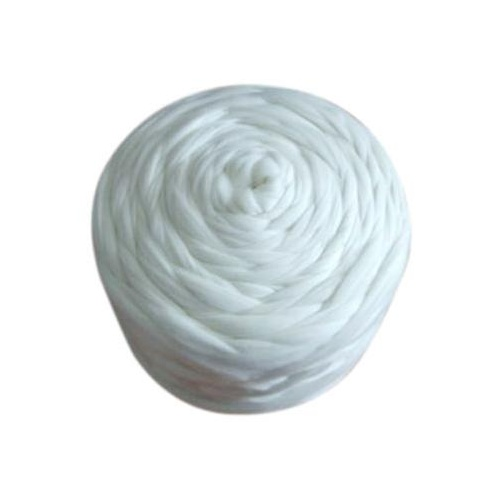 16.5 Micron White Merino Tops 500gm