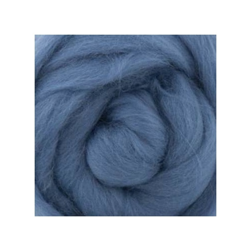 Jeans Wool Tops 19 micron (Size: 50gm)
